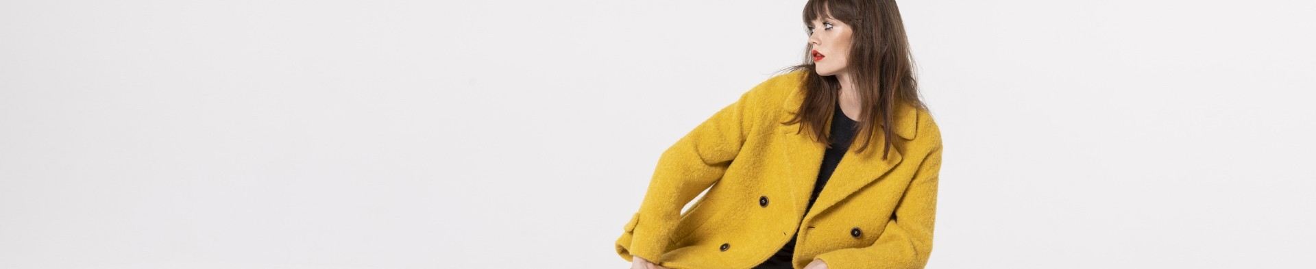 Colorful women quality coats -  collection Fall Winter 2018 - Maison L