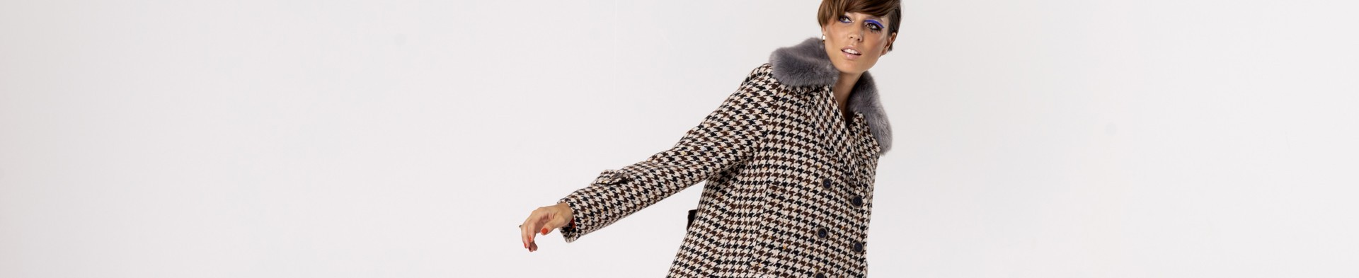 Timeless Woman Coats - Collection fall winter 2018 - Maison Lener